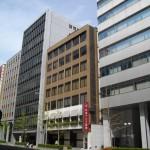 神戸のオフィス街