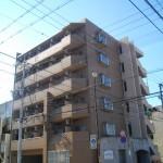 西宮市鳴尾町3丁目の駅近マンション♪ エレベーターも付いて便利ですね!!